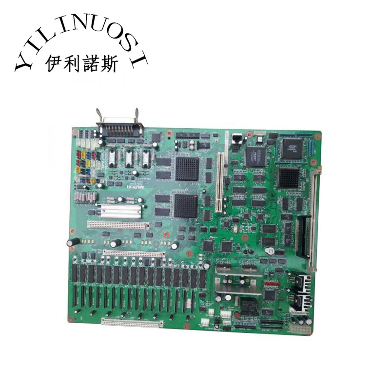 Mutoh Rock Hopper Mainboard-Second Hand printer spare parts