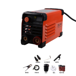Mini MMA-250 ręczny spawacz elektryczny 220V 20-250A inwerter maszyna do spawania łukowego
