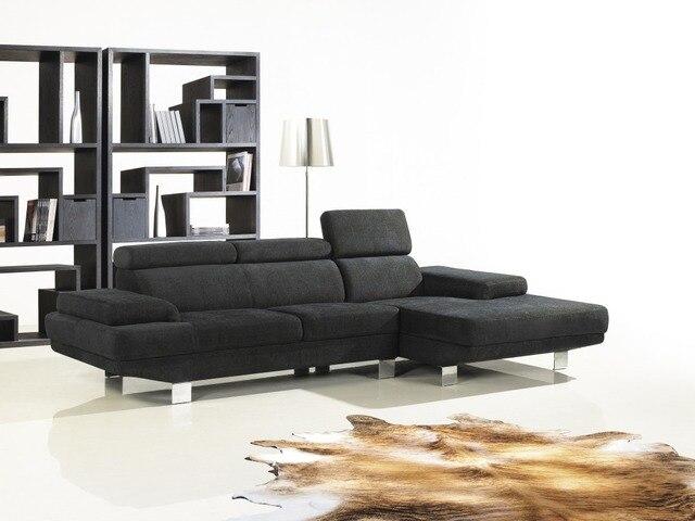 la simplicit de moderne canap combinaison nordic bas taille appartement mise salon coin canap en tissu - Canape Bas