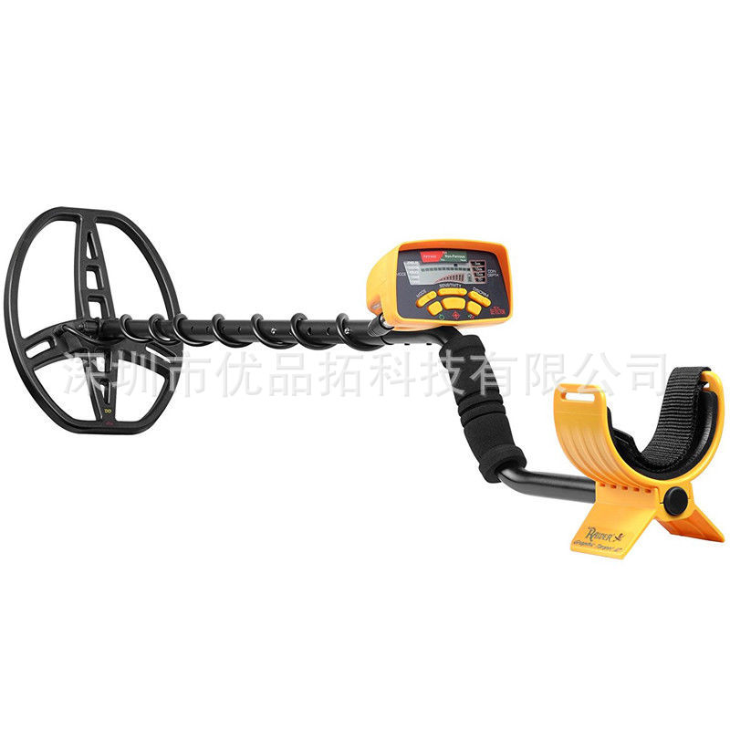 Underground Metal Detector Professional MD6350 Gold Digger Treasure Hunter MD6250 Updated MD-6350 Pinpointer LCD Display professional underground metal detector md 6350 gold detector