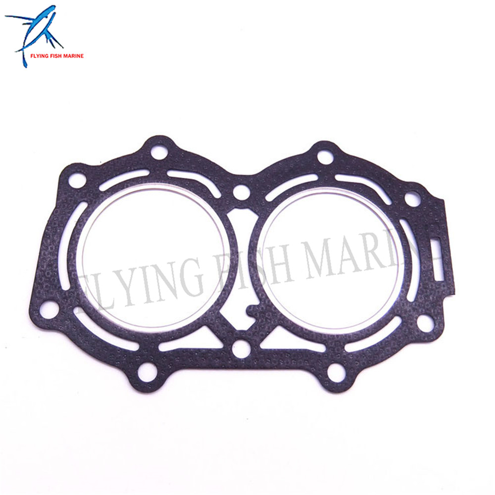 CYLINDER HEAD GASKET 350-01005-1 fit Tohatsu Nissan Outboard NS M 18HP 2-stroke