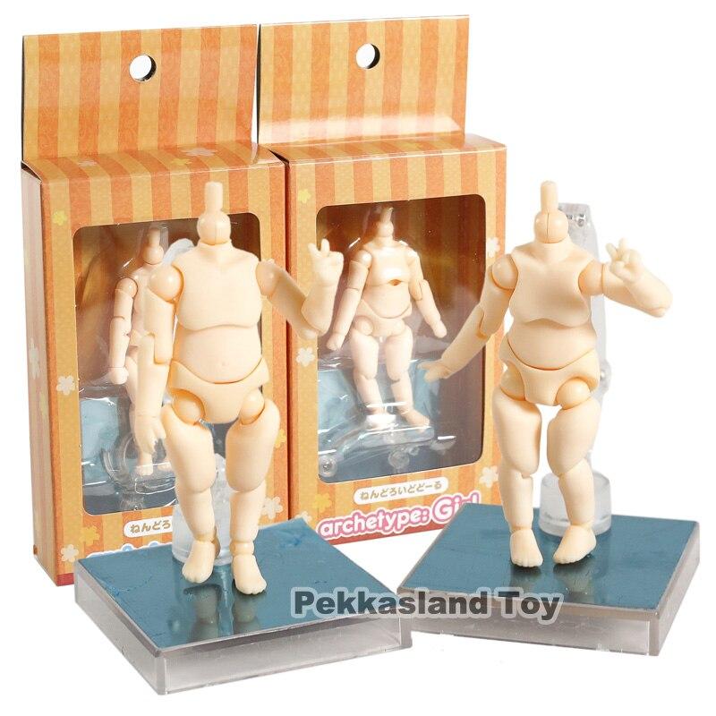 Nendoroid Doll Boy Archetype Girl Archetype Baby Body Toy Action Figure Model ToyNendoroid Doll Boy Archetype Girl Archetype Baby Body Toy Action Figure Model Toy