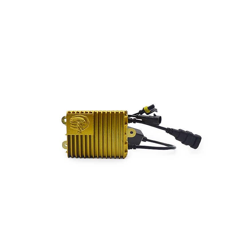 TPTOB 2 шт. Bi Xenon HID Тонкий балластный резистор для замены реактор покрытый кожухом свет для H1 H3 H7 9006 Регулируемый 35 Вт-150 W