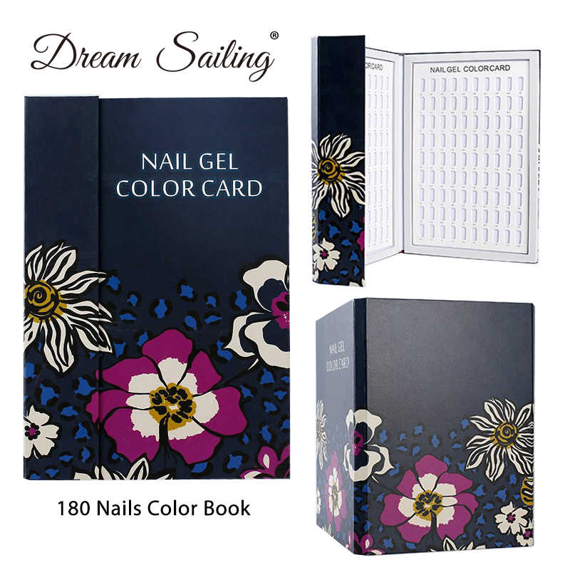 Detail Feedback Questions About False Nail Color Book Color Display