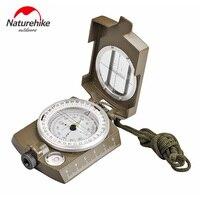NatureHike Luminous Lens Digital Geological American Compass Marine Outdoor Camping Military Sports Navigator Equipment