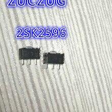 10 шт. новые 2SK2596BXTL-E 2SK2596 BX SOT-89