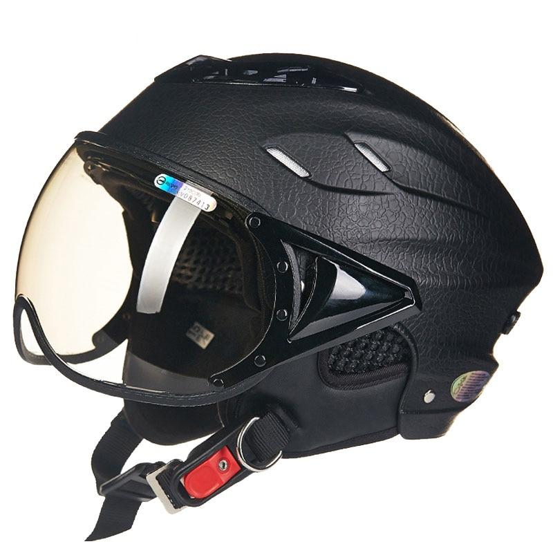 New Motorcycle Helmet Dual Visors Open Face Capacete Da Motocicleta Cascos Para Moto Casque Kask Helm ZEUS Men Women Helmets