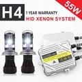 1 conjunto 12 v 55 w farol do carro bi-xenon h4 pro canbus escondeu kit xenon H4-3 alto/baixo hid kit 3000 k 4300 k 6000 k 8000 k 10000 k 12000 k k k