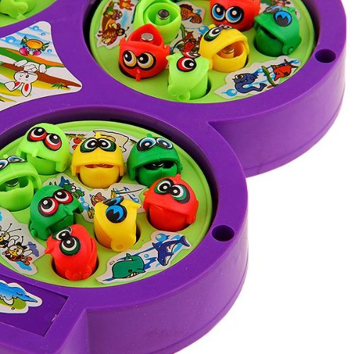 Plateau-Fishing-Game-Fish-on-Line-Magnetic-Educational-Toy-for-Kids-Baby-3