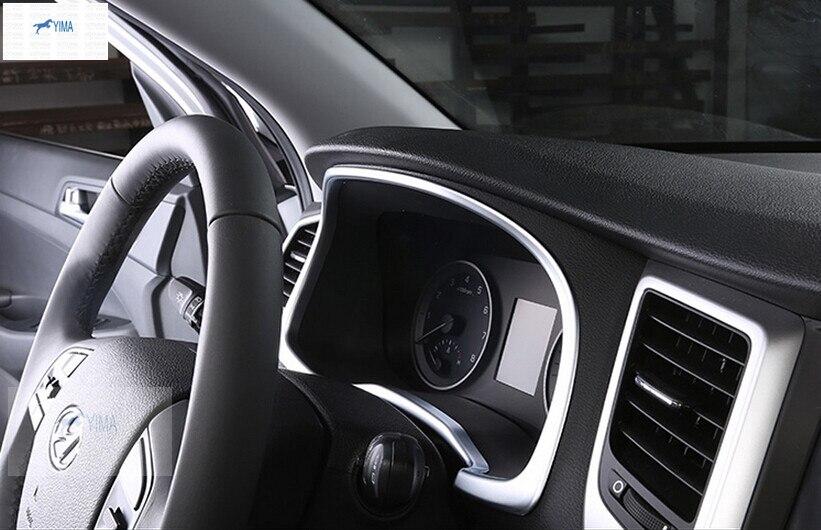 Interior For Hyundai Tucson 2016 2017 2018 Abs Tuning