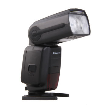 Shanny SN600SN Master Flash Speedlight High Speed Sync 1/8000s GN60 Flashgun For Nikon D3 D810 D800 D800E D700 D750 D610 D600