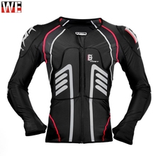 GHOST RACING Motorcycle Jacket Motocross OFF Road Protective Gear safety Body Armor Moto Racing Jacket MTB Protection Clothing цена и фото