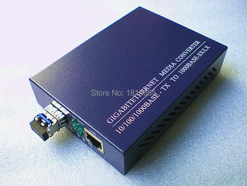 Good performance SFP single module dual  fiber Gigabit Fiber Transceiver  LC port  60KM 1550nm