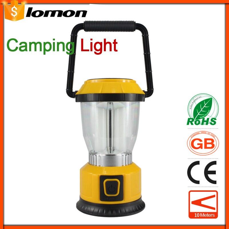 LED Camping Tent Light Emergency Lantern Portable Flashlight Super Bright 5W hiking Backpacking Hunting Fishing Multifunctional