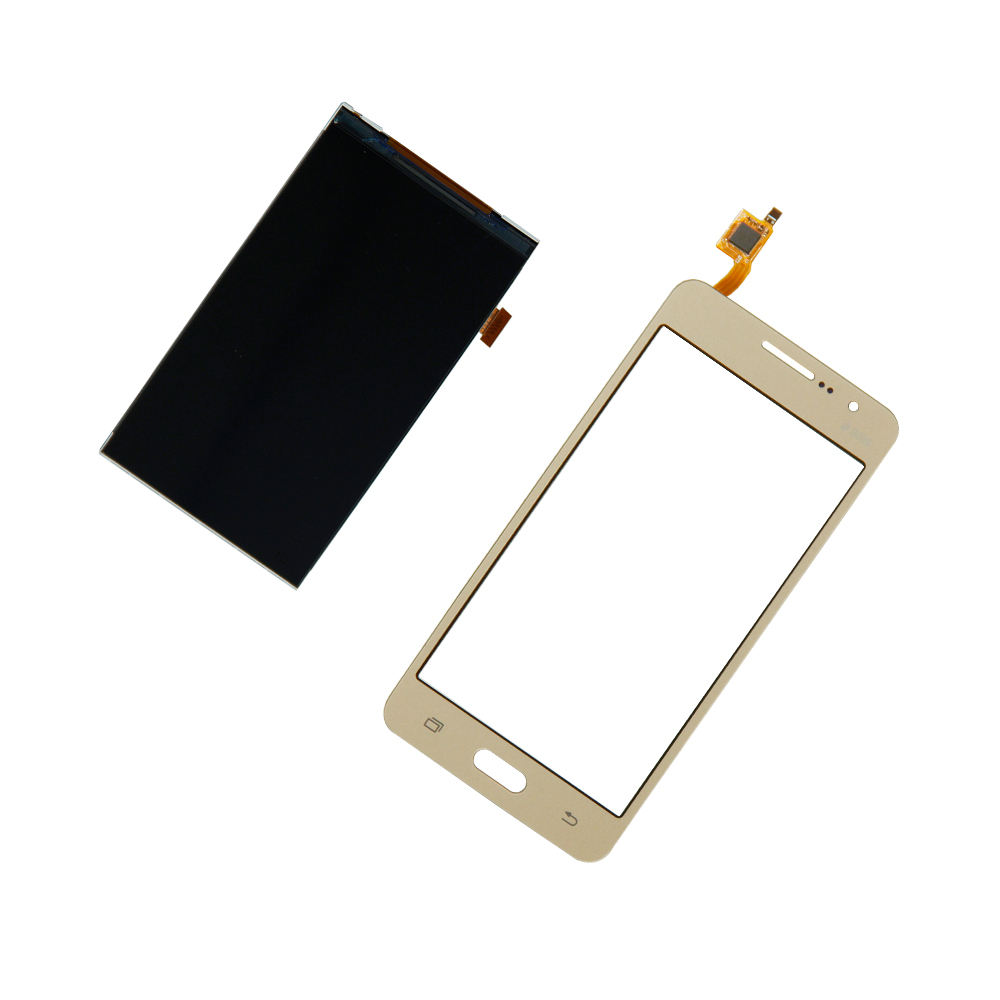 Touch Screen Digitizer + LCD <font><b>Display</b></font> For <font><b>Samsung</b></font> Galaxy Grand Prime <font><b>G530</b></font> G530M G530F LCD <font><b>Display</b></font> Repair Parts image