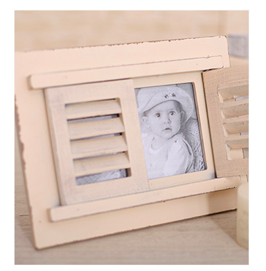 European Classical Art Solid Wood Photo Frame Home Desk Decoration
