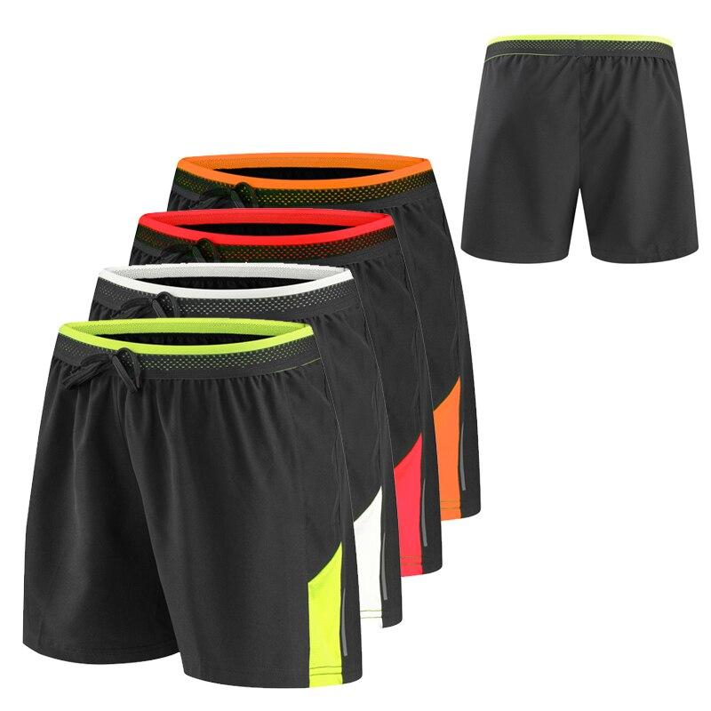 Fitness Men Running Shorts Quick Dry Marathon Sports Short Comfort Homewear Training 3XL Mesh Men Gym Workout Shorts 2018