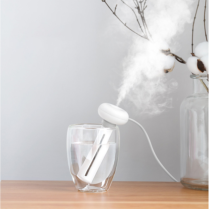 Donut Sign White Air Humidifier For Home Office Portable Usb Aroma Diffuser Car Mist Maker Ultrasonic Humidifiers DiffusersDonut Sign White Air Humidifier For Home Office Portable Usb Aroma Diffuser Car Mist Maker Ultrasonic Humidifiers Diffusers