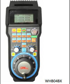 MACH3 sans fil électronique roue à main 6 axes USB CNC poignée MPG unité de poche impulsion industrielle télécommande