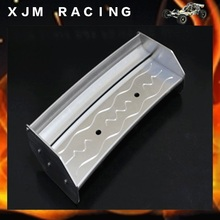 1/5 rc car racing parts,Alloy rear wing for 1/5 scale hpi rovan km baja 5b