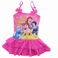 New style Summer Girls Swimsuit baby kids Swimwear children Swim Clothing one piece swimsuit