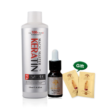 Get more info on the Coconut Smelling 120ml Magic Master Keratin Hair Treatment Straighten Damaged Frizzy For Smoothy Shiny Hair+Free 10ml Argan Oil