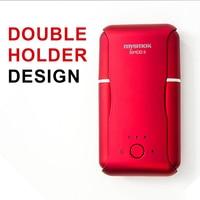 ISMOD II plus Original Double Holder Design vape pen without burn Vaporizer with 2600mah vape kit electronic cigarette for IQOC