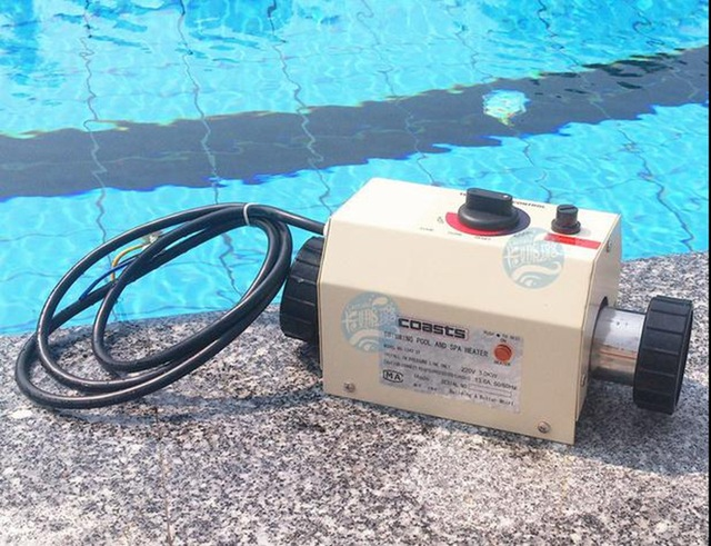 3 KW Water Heater for Swimming Pool & bath 220V3 KW Water Heater for Swimming Pool & bath 220V