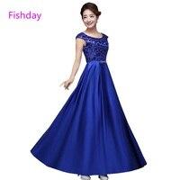 2016 Formal Green Royal Blue Women Long Evening Dresses Red Plus Size Elegant For Wedding Prices