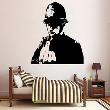 Classic Super Hero Wall Art Decal Stickers Pvc Material vinyl Home Decoration Wallpaper Kids Room Decor