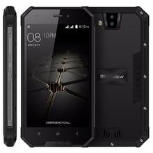 "Blackview BV4000 IP68 Водонепроницаемый мобильный телефон 4.7 ""HD 4 ядра android 7.0 1 ГБ + 8 ГБ 8MP двойной сзади камеры 3 г 3680 мАч смартфон"