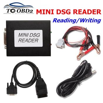 Herramienta de lectura y escritura de datos, lector profesional MINI DSG (DQ200 + DQ250) para VW/AUDI, nueva versión DSG