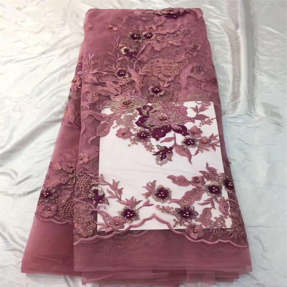 high 3d fabrics lace