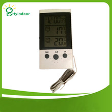 Big sale Electronic Digital Temperature Gauges LCD Indoor/Outdoor Thermometer