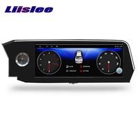 Liislee Android автомобильный навигатор gps для Lexus ES 2018 аудио видео HD сенсорный экран мультимедийный плеер без CD DVD.