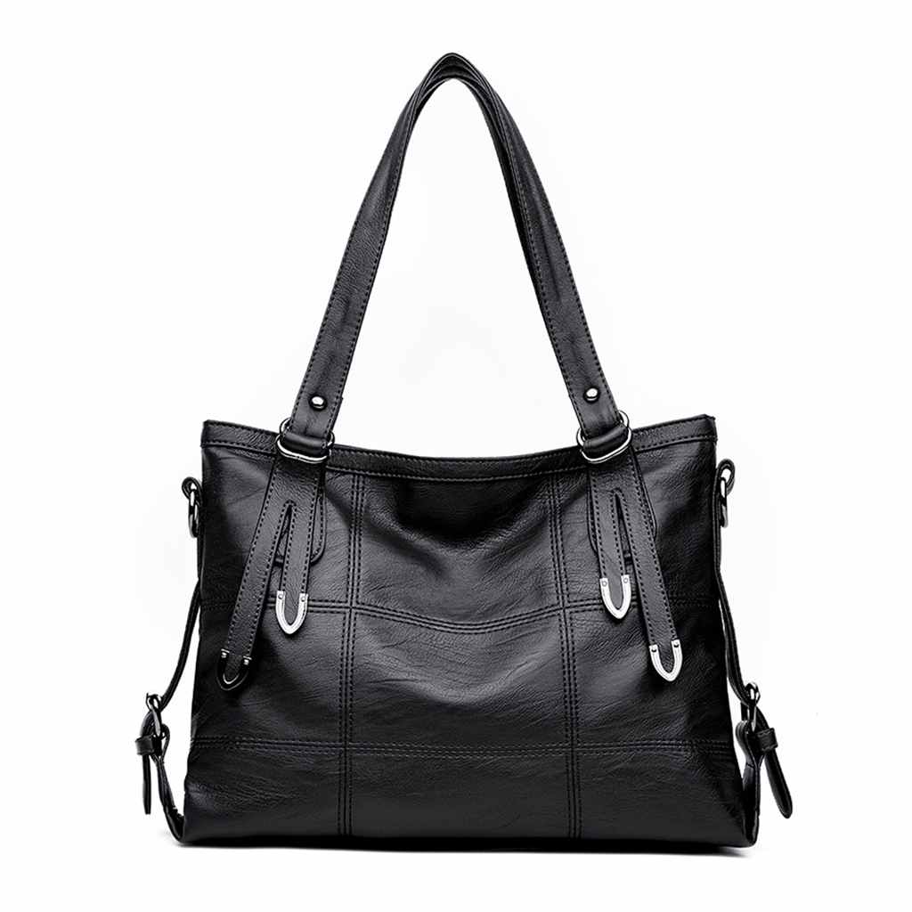 LJL Handbags Women Bags Designer Top Handle Bags For Women Casual Tote White Bag-in Shoulder Bags from Luggage & Bags on Aliexpress.com   Alibaba ...