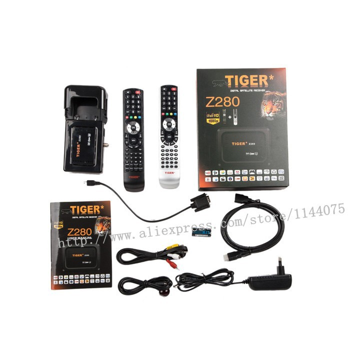 flash tiger z280