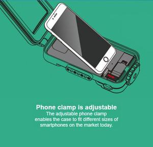 Image 5 - NiteScuba carcasa impermeable para teléfono inteligente IPhone X, 8, 7Plus, 7, Samsung, Android, fotografía subacuática Universal