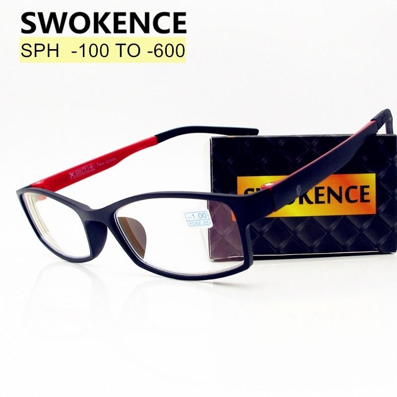 -1,0-1,5-2,0-2,5-3,0-3,5-4,0-4,5-5,0-5,5 -6,0 Tr90 Rahmen Fertig Myopie Gläser Männer Frauen Kurzsichtig Brillen G541 Kaufe Jetzt