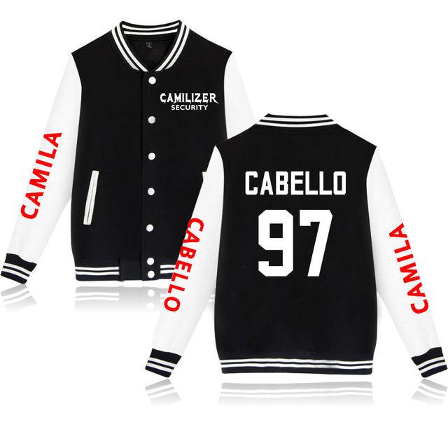CAMILA CABELLO BASEBALL JACKET (12 VARIAN)