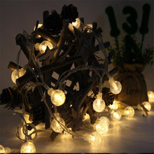 Super Bright 5M 28LED Bulbs Festoon lights string LED Christmas Patio Fairy light for outdoor Wedding party decoration
