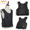 Bulletproof Vest Self Defense Kevlar nij iiia.44 Bulletproof Vest Body Armor Usage Police/Army/Military/Security colete balistic