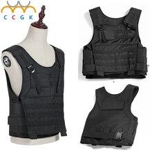 Chaleco antibalas Kevlar nij iiia.44 Autodefensa Chaleco Antibalas Body Armor Uso Policía/Ejército/Militar/de Seguridad colete balísticos