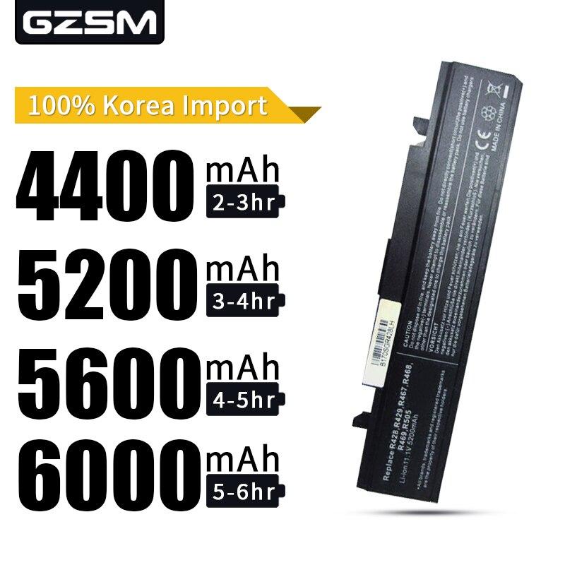 HSW Laptop Battery For Samsung Rv408 Rv508 Rv411 Rv415 Rv511 Rv515  Rv510  R420  R428 R430 R439 R429 R440 R505 R522 R523 Bateria