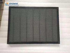 Image 4 - 1550*1550mm aluminum laser honeycomb table honeycomb platform laser machine parts special honeycomb for sheet material
