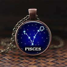 Different Zodiac Necklace for Woman
