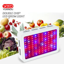 Germany Warehouse drop shipping YXO YUXINOU 1000W LED Grow Light with double chip 10W Full Spectrum LED Grow Light(China)