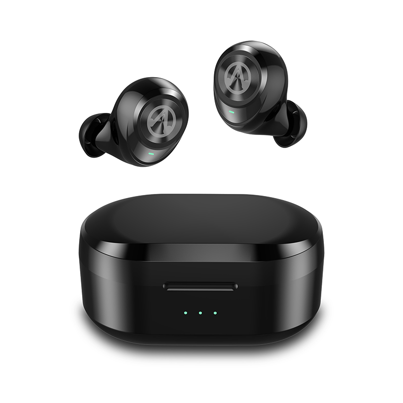 x20 <font><b>TWS</b></font> Wireless Bluetooth Earphones 5.0 Headset IPX5 Waterproof Mini Power Bank 10M Obstacle-free Connection With charging box image