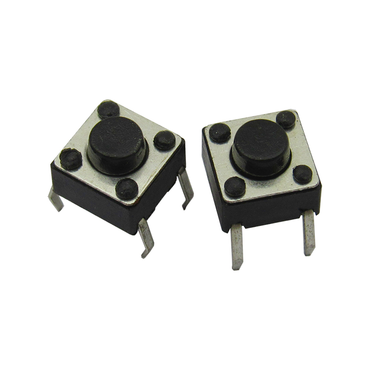 Speaker Accessories 20pcs 6*6*4.3MM micro switch vertical touch button switch Used in seaker Active