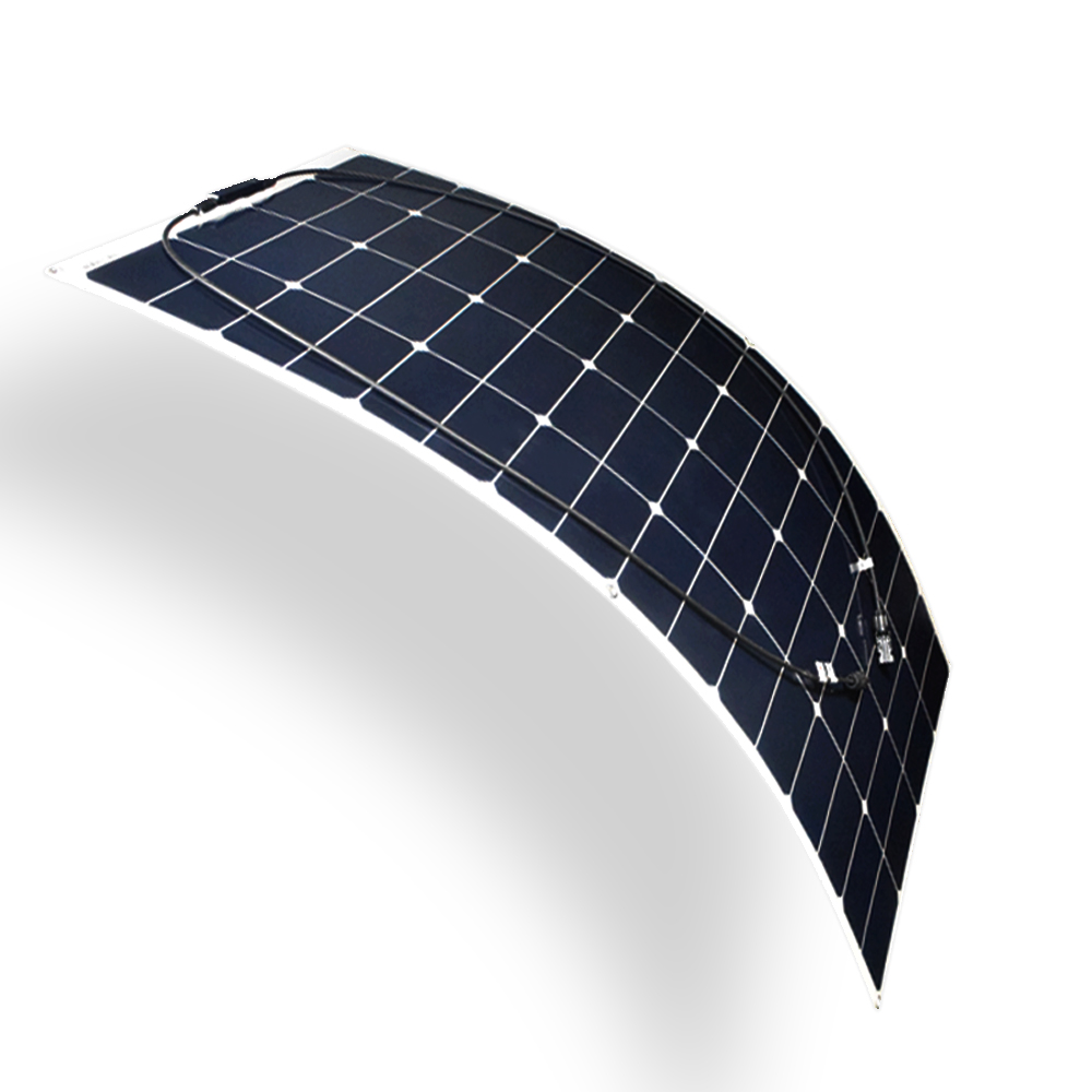 Flexible Panneau Solaire, L'énergie Solaire Panneau Solaire 100 w 18 v 12 v, léger Flexible Panneaux Solaires chine pannello solaire